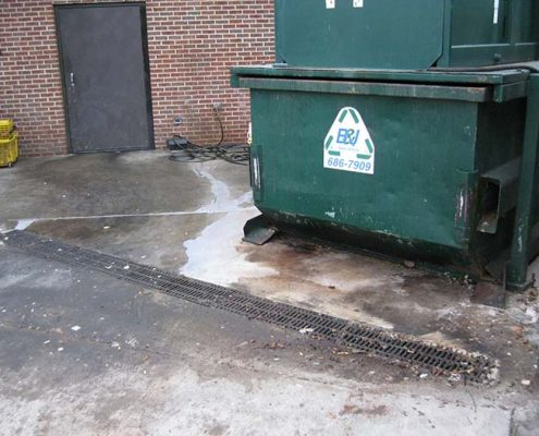 dumpster_before_grease_patrol_knoxville